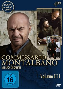 Cover der TV-Serie Commissario Montalbano