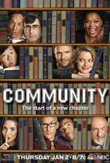 Cover der TV-Serie Community