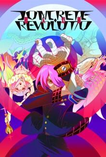 Cover von Concrete Revolutio: Choujin Gensou (Serie)