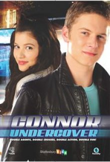 Cover der TV-Serie Connor Undercover