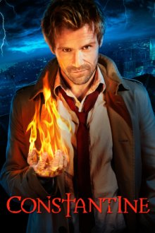 Cover Constantine, Poster Constantine
