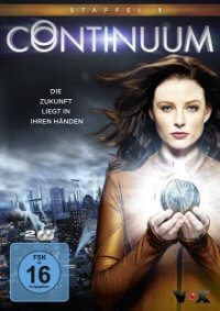 Cover der TV-Serie Continuum