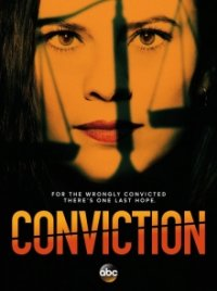 Cover der TV-Serie Conviction (2016)