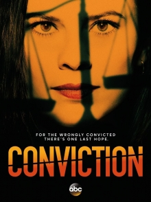 Conviction (2016) Serien Cover