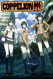 Cover der TV-Serie Coppelion
