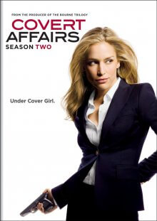 Cover der TV-Serie Covert Affairs