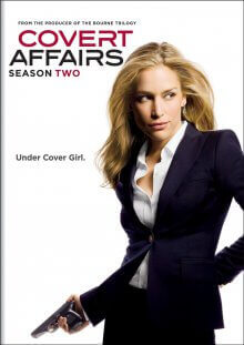 Cover von Covert Affairs (Serie)