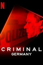 Cover Criminal: Germany, Poster Criminal: Germany