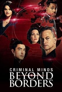 Criminal Minds: Beyond Borders Serien Cover