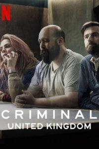 Cover Criminal: United Kingdom, Criminal: United Kingdom