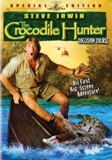 Cover der TV-Serie Crocodile Hunter