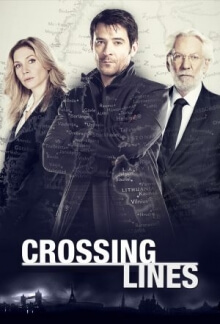 Cover von Crossing Lines (Serie)