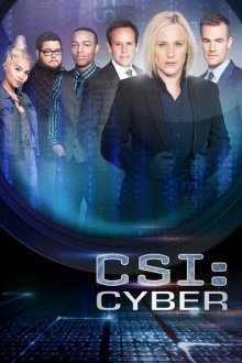 Cover der TV-Serie CSI: Cyber