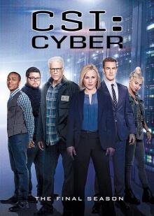 Cover von CSI: Cyber (Serie)