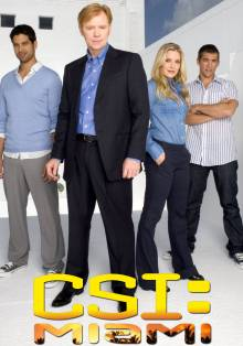 Cover der TV-Serie CSI: Miami