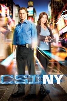 Cover von CSI: NY (Serie)