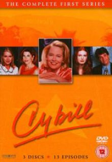 Cover der TV-Serie Cybill