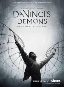 Cover von Da Vinci's Demons (Serie)
