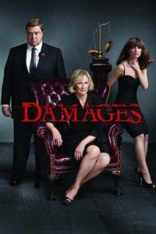 Cover von Damages - Im Netz der Macht (Serie)