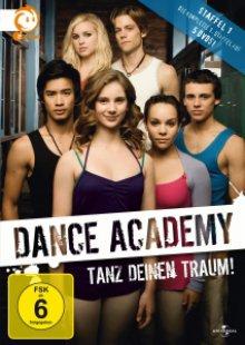 Cover von Dance Academy - Tanz deinen Traum! (Serie)