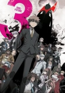 Cover der TV-Serie Danganronpa