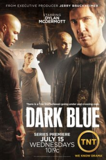 Cover von Dark Blue (Serie)