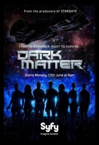 Cover der TV-Serie Dark Matter