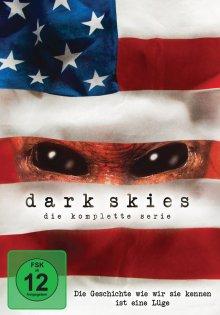 Cover von Dark Skies – Tödliche Bedrohung (Serie)