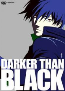 Cover der TV-Serie Darker than Black