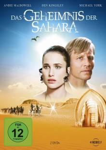 Cover von Das Geheimnis der Sahara (Serie)