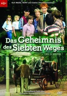 Cover von Das Geheimnis des siebten Weges (Serie)