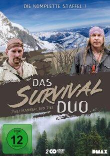 Cover von Das Survival-Duo: Zwei Männer, ein Ziel (Serie)