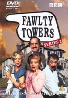 Cover von Das verrückte Hotel - Fawlty Towers (Serie)
