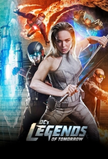 Cover von DC's Legends of Tomorrow (Serie)