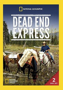 Dead End Express Serien Cover