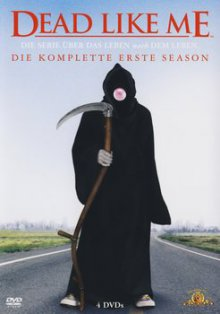 Cover der TV-Serie Dead Like Me - So gut wie tot