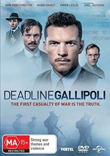 Deadline Gallipoli Serien Cover