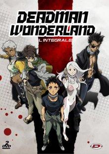 Cover von Deadman Wonderland (Serie)