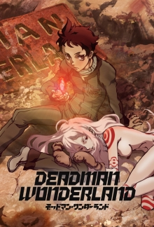 Cover von Deadman Wonderland (Serie)