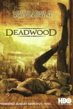 Deadwood Serien Cover