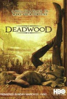 Cover von Deadwood (Serie)