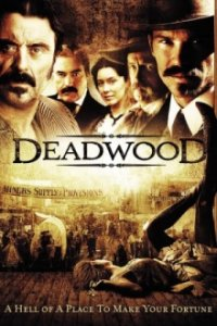 Cover Deadwood, Poster