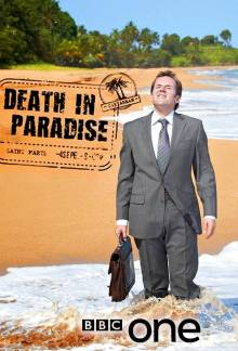 Cover der TV-Serie Death in Paradise