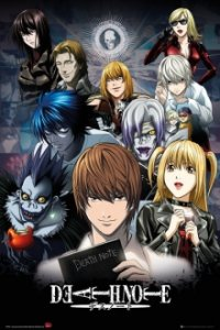 Cover der TV-Serie Death Note