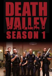 Cover von Death Valley (Serie)