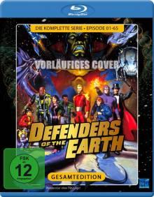 Cover von Defenders – Die Retter der Erde (Serie)