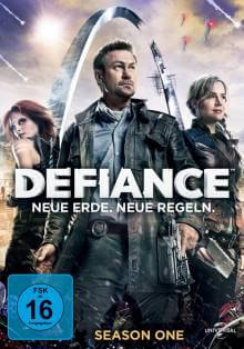Cover der TV-Serie Defiance