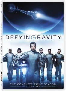 Cover von Defying Gravity (Serie)