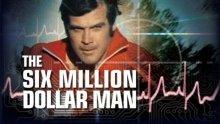 Cover von Der 6-Millionen-Dollar-Mann (Serie)
