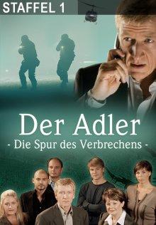 Cover von Der Adler – Die Spur des Verbrechens (Serie)
